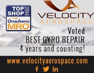 Velocity Aerospace (2014 TOP SHOP)